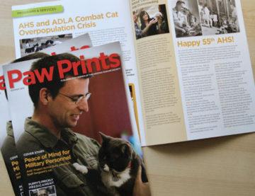 Paw Prints Publication